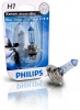 Žárovka PHILIPS 12972BVUBW H7 12V BLUEVISION 55W