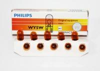 Žárovka PHILIPS 12396NACP WY5W 12V 5W