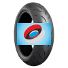 BRIDGESTONE BATTLAX BT016 PRO HYPERSPORT 160/60ZR18 M/C (70W) TL