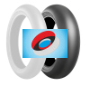 BRIDGESTONE V02 SLICK MEDIUM/HARD NHS 120/600R17 M/C TL