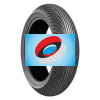 BRIDGESTONE RACING BATTLAX W01 SOFT 120/595R17 M/C TL