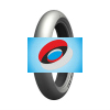 MICHELIN POWER SLICK ULTIMATE C NHS 200/55 R17 78V TL M/C