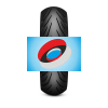 PIRELLI ANGEL CiTy 90/80-17 M/C 46S TL